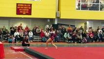 Marissa DeAngelo Springfield Floor NCGA Regionals 2015