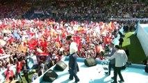 Cumhurbaşkanı Erdoğan: ''15 Temmuz gecesi Ankara tam bir destan yazdı'' - ANKARA