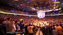 Trophy Presentation Ceremony - 2018 NBA Finals | GS Warriors - Champions | Kevin Durant Finals MVP