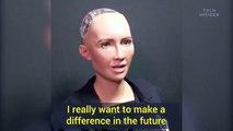রোবট সুফিয়া এখন বাংলা দেশে  robot sophia 2017 sophia robot charlie rose, sophia robot