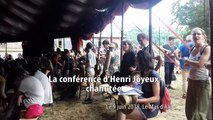 conference henri joyeux