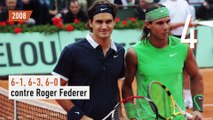 les 11 titres de Nadal - Tennis - Roland-Garros (H)