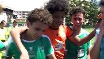 D!CI TV /  tous les footbaleurs des Alpes réunis à Embrun pour les finales de Coupe
