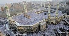 Suicide a la Mecque  un homme se jette du toit de la Grande mosquee