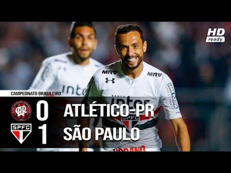 Atlético-PR 0 x 1 São Paulo - Melhores Momentos (COMPLETO HD) Campeonato Brasileiro 09/06/2018