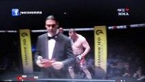 MEIN ERSTER PROFI MMA KAMPF..  Kampf gegen ein ehemaligen Ho*ligan  +Videobeweis