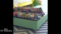 DIY Room Decor! 20 DIY Room Decorating Ideas for Teenagers (DIY Wall Decor, Pillows, etc.)