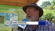 Alpes-de-Haute-Provence : inauguration de panneaux présentant la réserve ornithologique à L'Escale