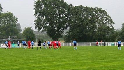 09/06/2018 : U15, Coupe du District, Demi-Final : Entente Soulgé/Montsurs VS Lassay les Chateaux.