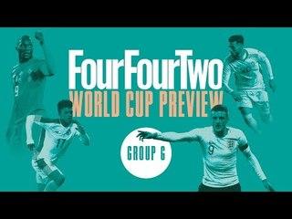 World Cup 2018 Group G Preview | England | Belgium | Panama | Tunisia