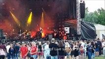 Kyo au best of live de Hoerdt le 9 juin