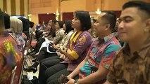 Migas Goes To Campus (MGTC) kembali hadir di Sekolah Tinggi Ilmu Kepolisian (STIK - PTIK), Jakarta, Jumat (25/5/2018).  MGTC diselenggarakan oleh Ditjen Migas K