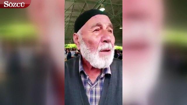80 yaşındaki amcanın sözleri sosyal medyanın gündemine oturdu