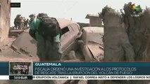 Guatemala: investigarán informes sobre activación de protocolos
