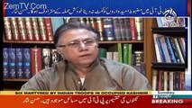Agar PTI Ko Nuqsan Pohanchta Hai To Wo Nuqsan Is Mulk Kay Awam Ko Pohanchayga-Hassan Nisar