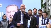 Bakan Soylu: 'Biz bu ülkeyi hainlere teslim etmedik' - İSTANBUL