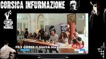#Corse Vidéo de la conférence de presse Corsica Libera Associu Sulidarità (source FR3 CORSE)