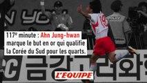 Ahn Jung-hwan, interdit d'Italie - Foot - Les petites histoires de la Coupe du monde (4/7)
