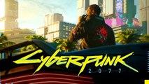 CYBERPUNK 2077 E3 2018 Trailer