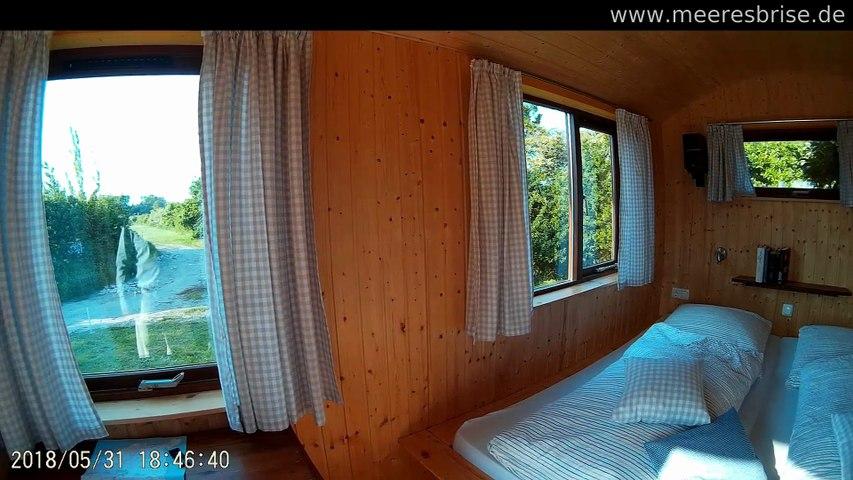 Tiny House Urlaub Ostsee