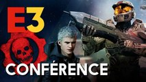 E3 2018 : La conférence XBOX (Halo Infinite, Gears of War 5,...)
