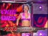 WWE RAW 2018 Melina, Beth Phoenix and Jillian Hall vs Mickie James, Candice Michelle and Maria