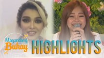 Magandang Buhay: Janine receives a message from her idol (Part 1)