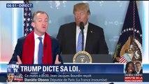 """ÉDITO - G7: """"La diplomatie mondiale dépend des caprices et des tweets de Donald Trump"""""""