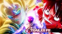 JUMP Force : Trailer E3 (Sangoku x Luffy x Naruto)
