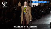 Versace The Clans of Versace Milan Fashion Week Fall/Winter 2018-19 Collection | FashionTV | FTV