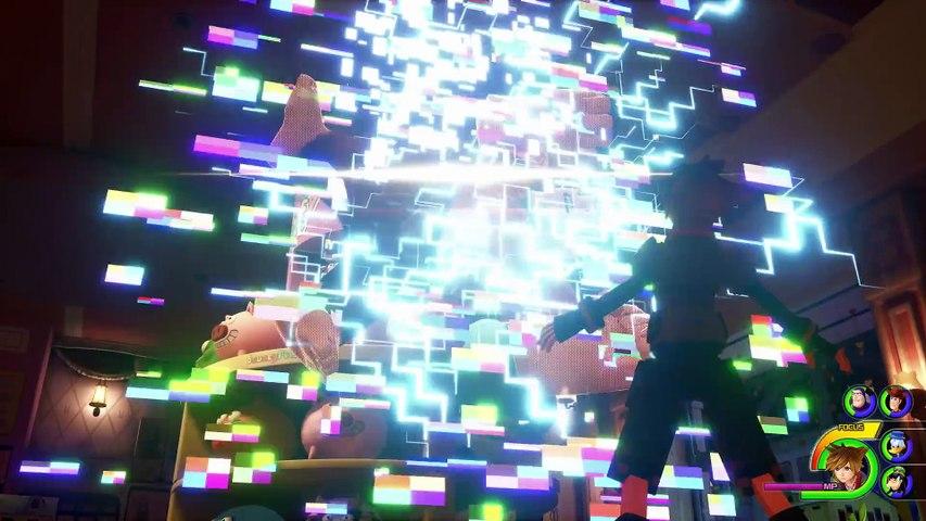 KINGDOM HEARTS III - E3 2018 Trailer vol.1