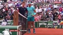 Roland-Garros 2018 : Rafael Nadal remporte le tournoi pour la onzième fois (Vidéo)