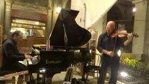 11.bis. ITALIE. Venise 2014.Le violon de la place San Marco. Voir descriptif pour Part. 12  (Hd 1080)