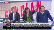 Pascal Praud s'insurge que Médine puisse se produire au Bataclan (CNEWS, 11/06/18, 9h33)