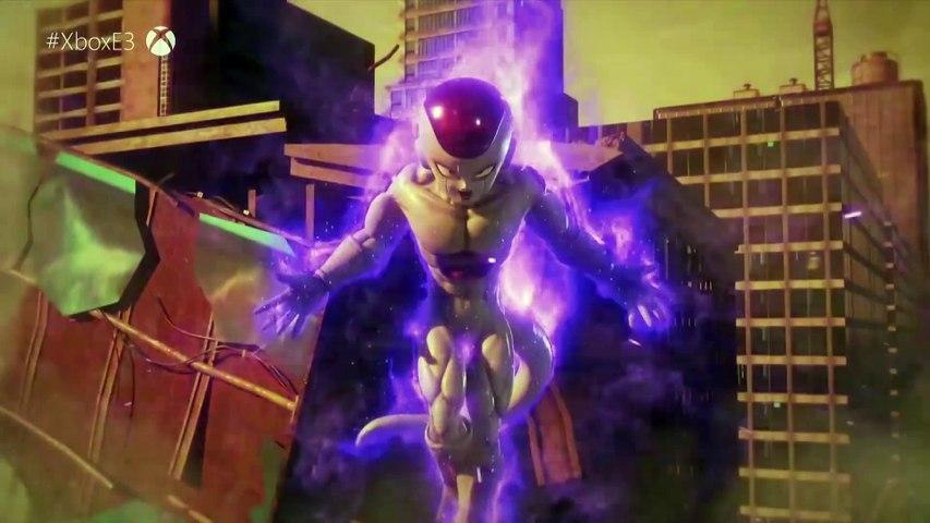 Jump Force Trailer E3 2018