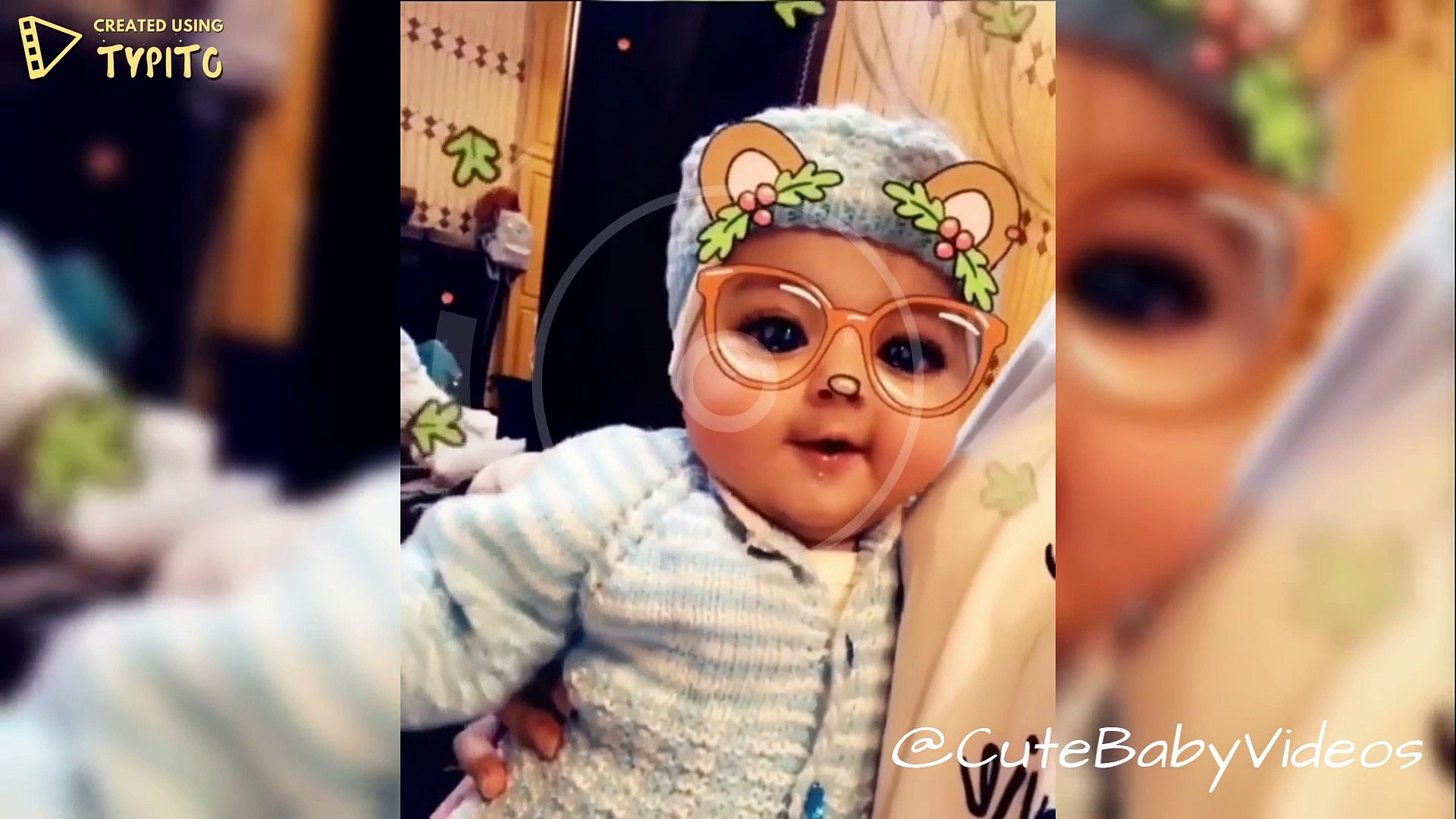 Cute Baby videos Collection 1