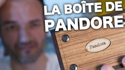 J'ouvre la boîte de pandore (PANDORA BOX) - Fabien Olicard