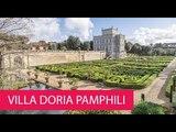 VILLA DORIA PAMPHILI - ITALY, ROME