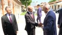 Başbakan Binali Yıldırım, TÜSİAD üyelerini kabul etti