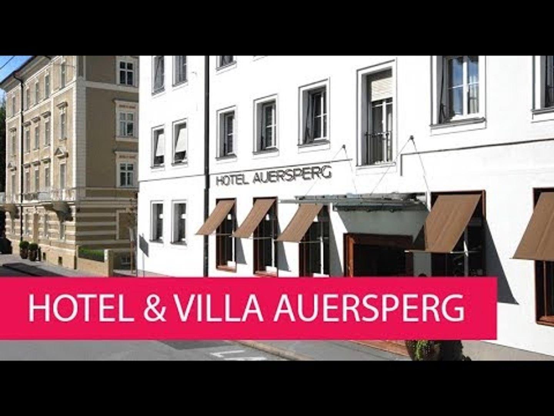 Hotel Villa Auersperg Austria Salzburg Video Dailymotion