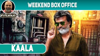 Kaala | Weekend Box Office  #TutejaTalks