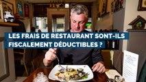 Les frais de restaurant sont-ils fiscalement déductibles ?