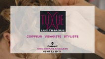 SALON LUC TUJAGUE : Coiffeur – Visagiste – Styliste. Région toulousaine.