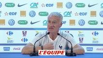 Deschamps raconte que Le Graët s'est fait refouler de l'hôtel des Bleus - Foot - CM 2018 - Bleus