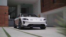 Porsche Taycan Mission E Cross Turismo - First Electric Cross-Utility Vehicle from Porsche