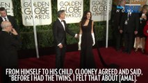 George Clooney Tells David Letterman About His Deep Love For Wife Amal