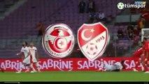 Türkiye ve Portekiz Maçlarında Tunus Milli Takım Kalecisinin Oruç Açmak İçin Sakatlanma Numarası