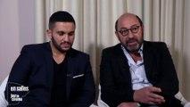 Kad Merad et Malik Bentalha à la recherche du doudou - Reportage cinéma