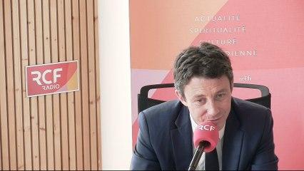 Benjamin Griveaux, Grand Invité de RCF Lyon