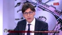"""Frédéric Dabi: """" L'attente de protection sociale est très importante chez les Français"""""""